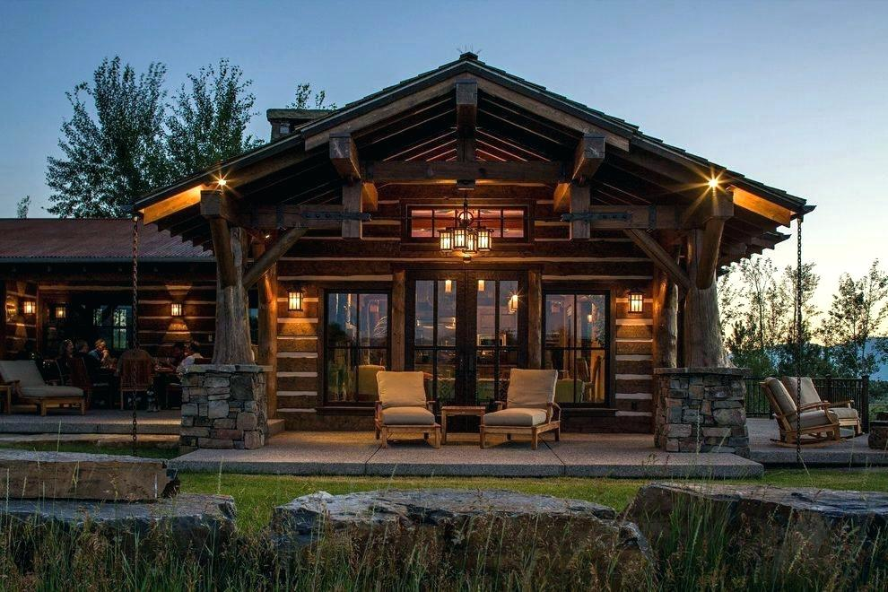 How To Enhance Your Outdoors With Rustic Outdoor Lighting